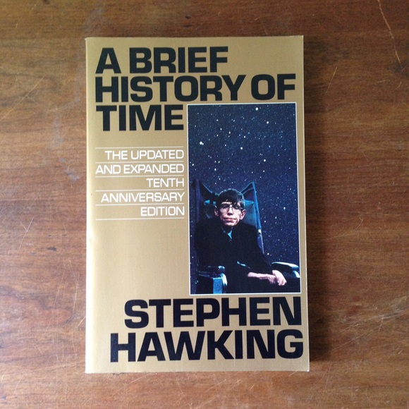 """""""A Brief History Of Time"""""""